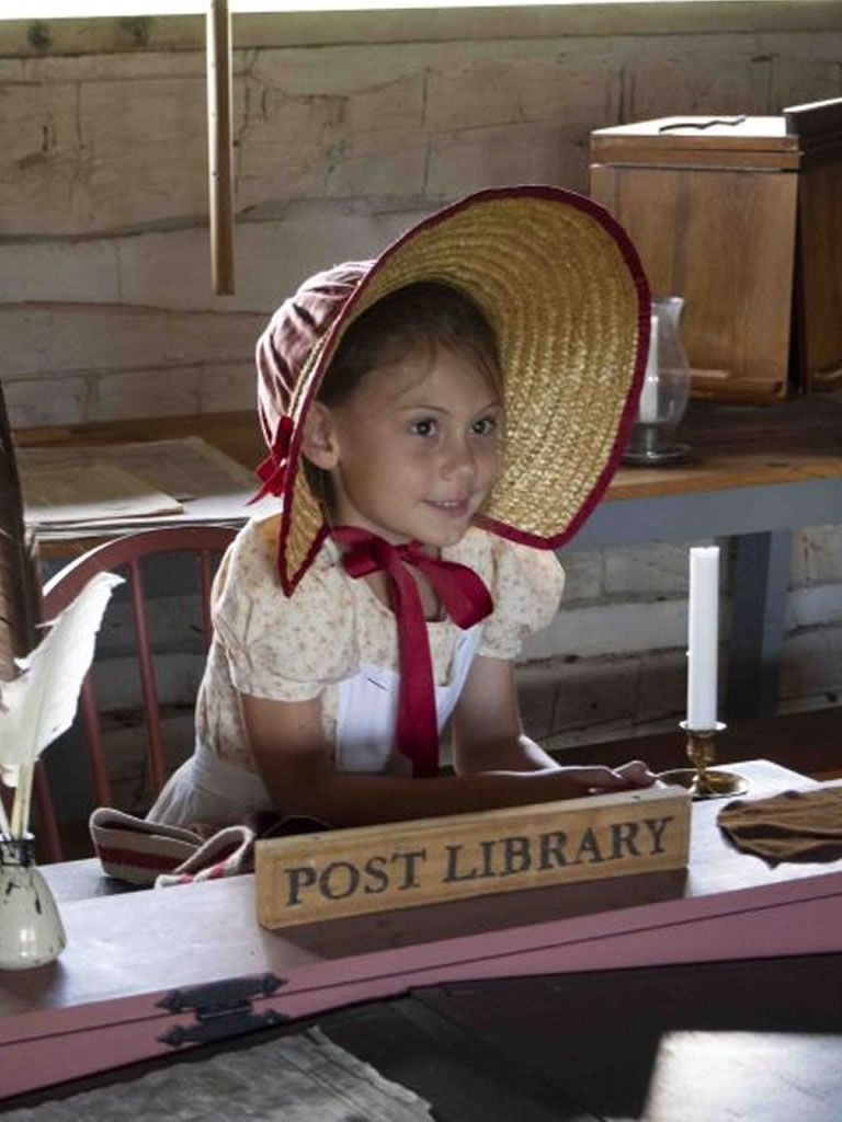 Post Library - Cute Kid